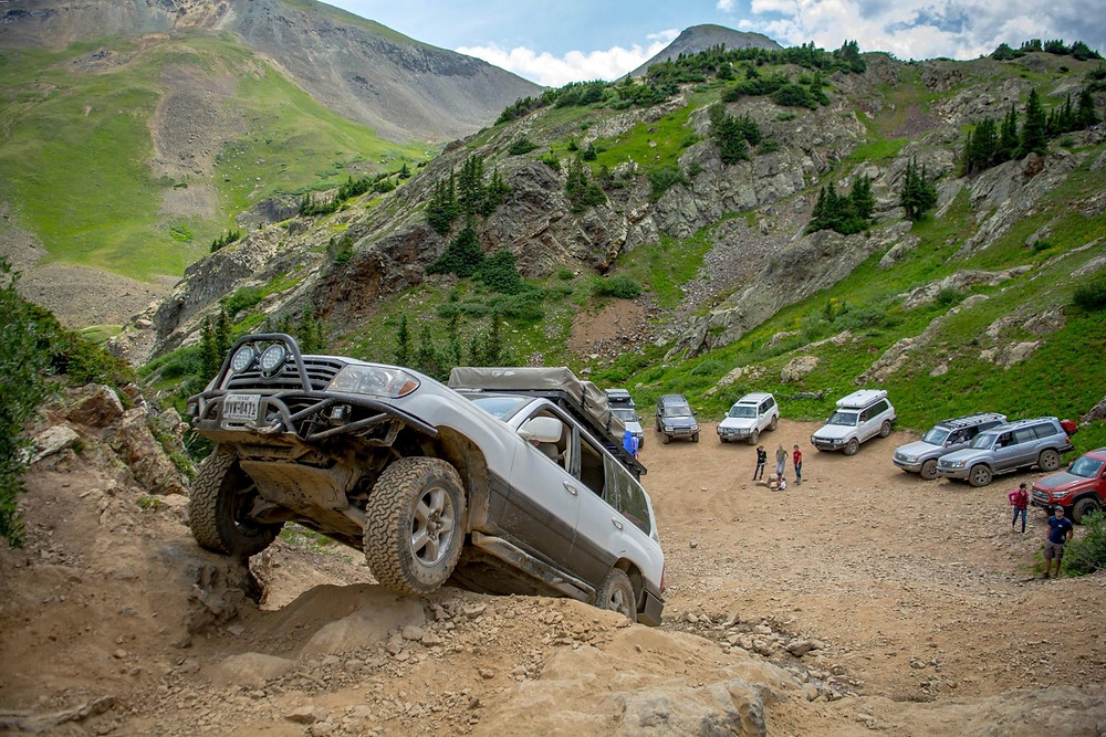 100s in the Hills | Silverton, CO