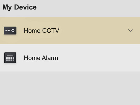 Your Home Security And CCTV System on ONE App!