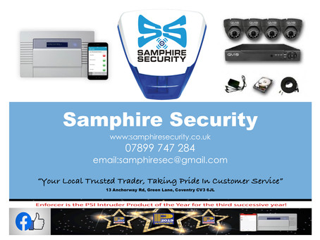 Contact us for your free site survey and quotation!