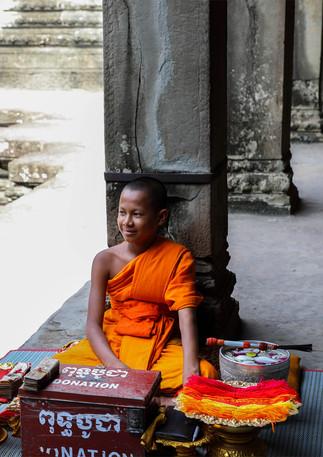 Angkor Wat, Kingdom of Cambodia