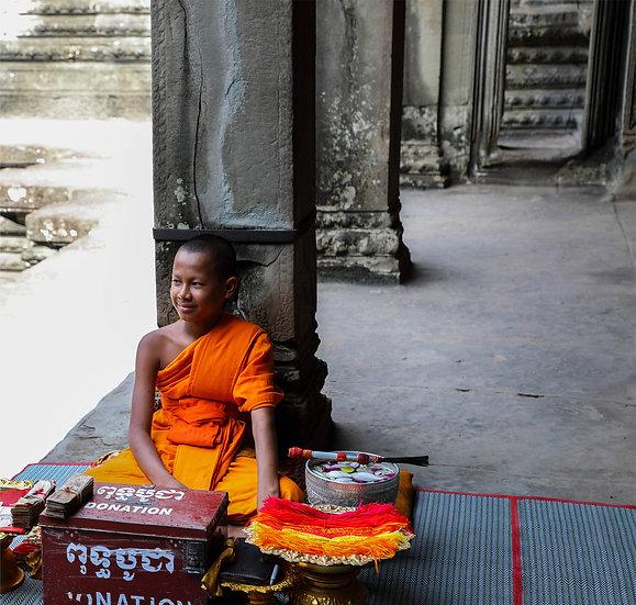 A Young Bhikkhu