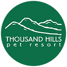 Thousand Hills Pet Resort Logo