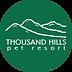 Thousand Hills Pet Resort logo