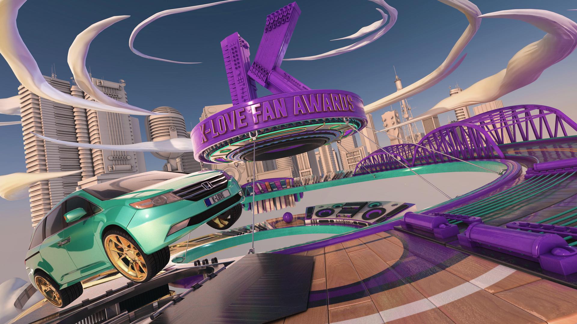 Fan Awards Mini-Van