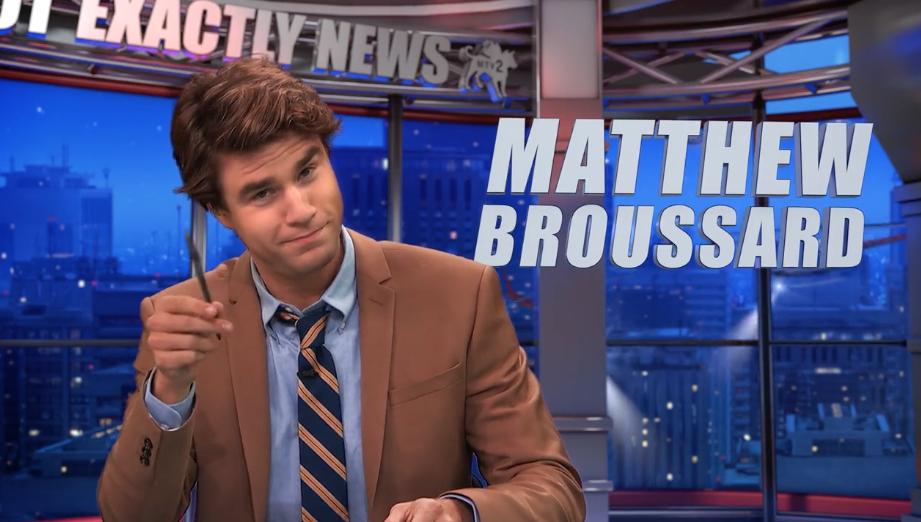 Matthew Broussard