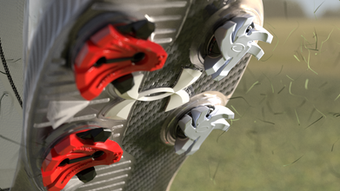 Spieth 3 spikes