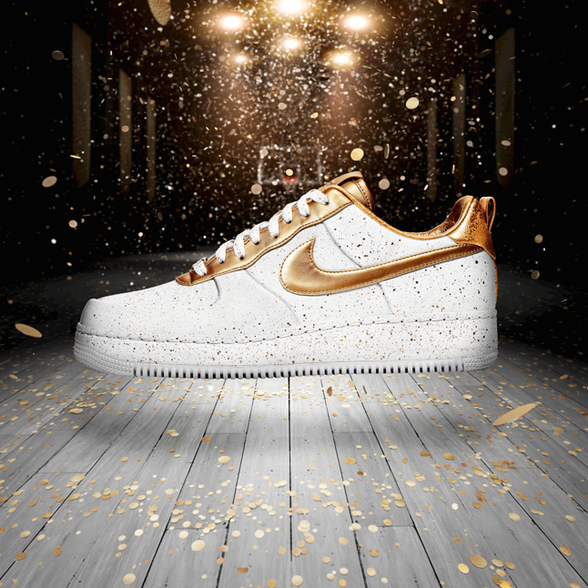 Air Force 1 - The Golden One