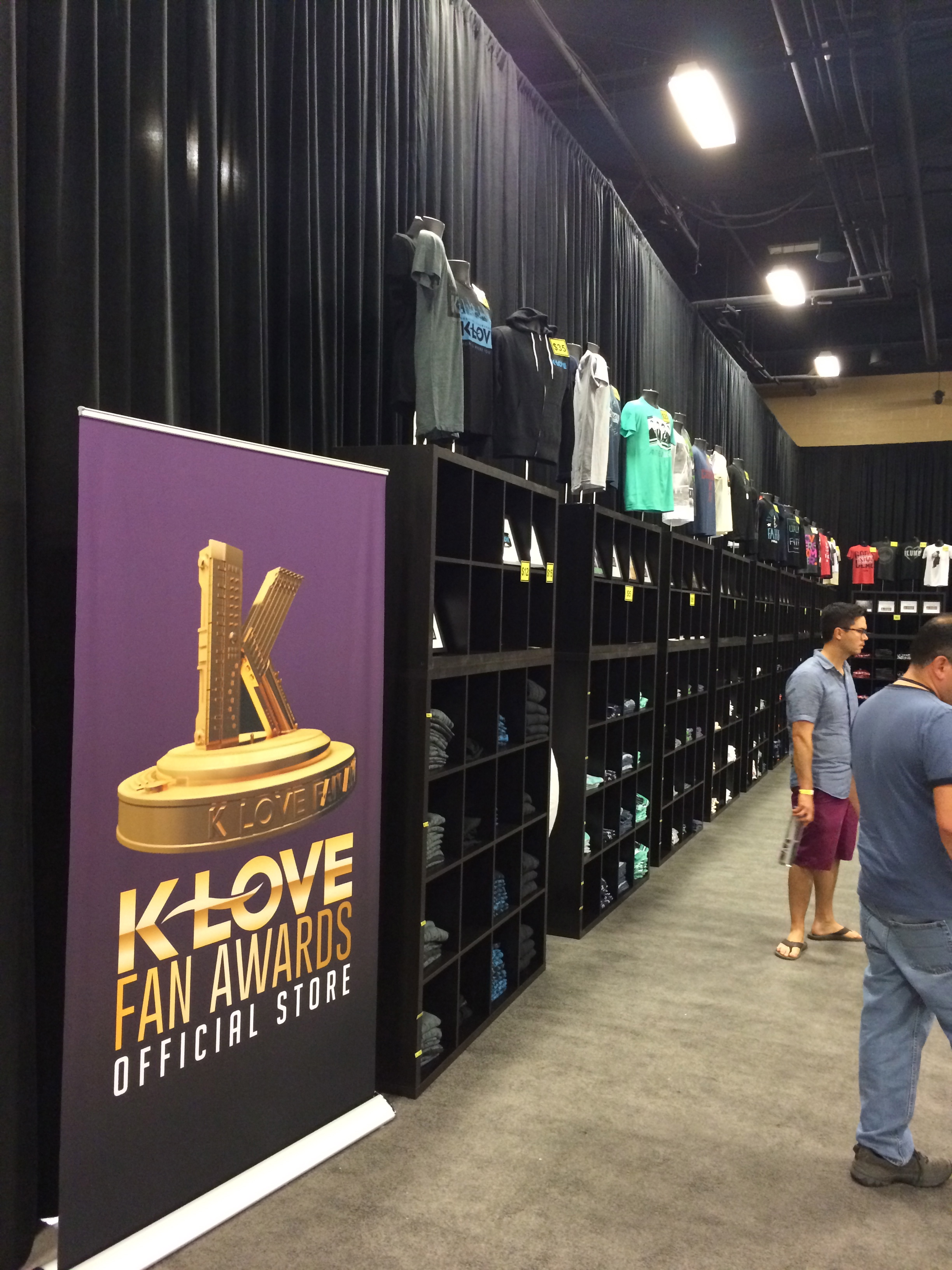 K-LOVE FAN AWARDS 2014
