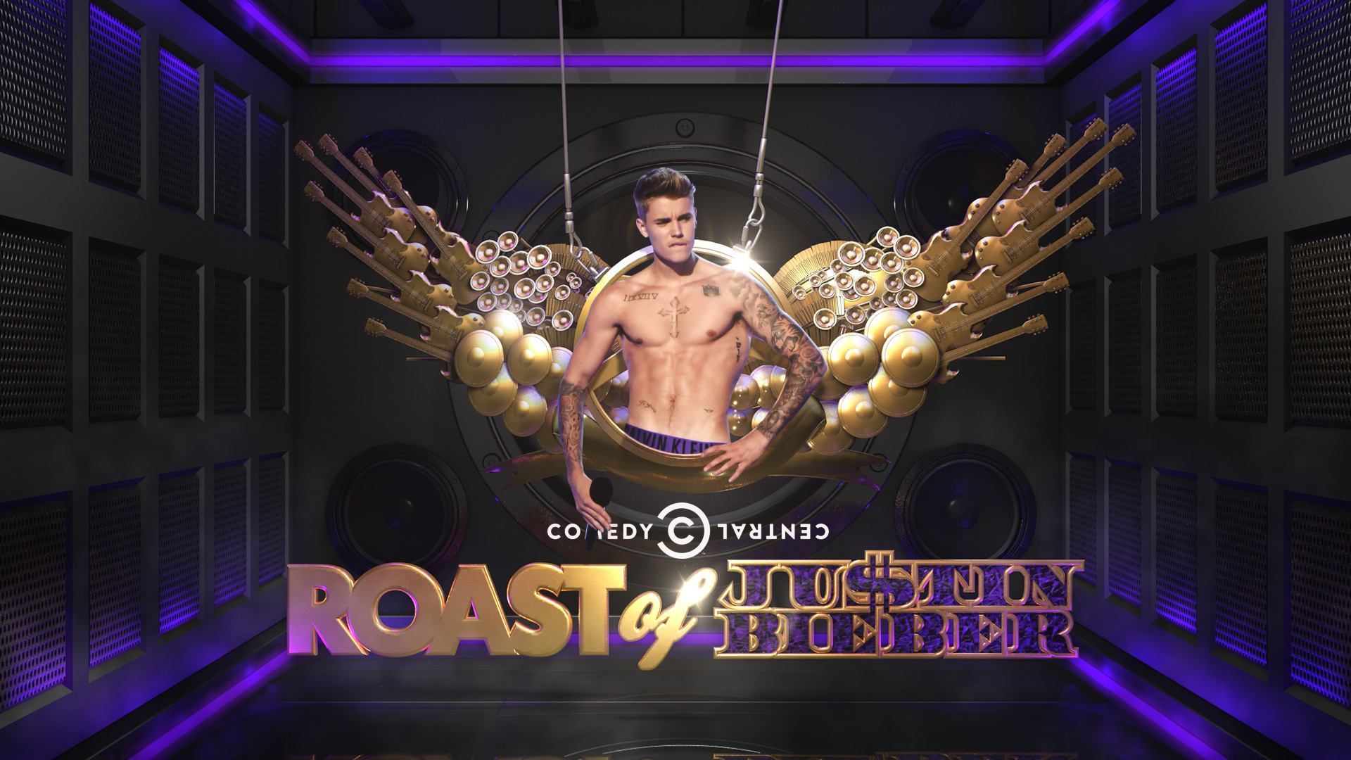 Comedy Central Roast of Bieber
