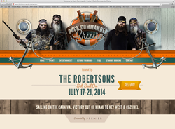 THE DUCK COMMANDER CRUISE