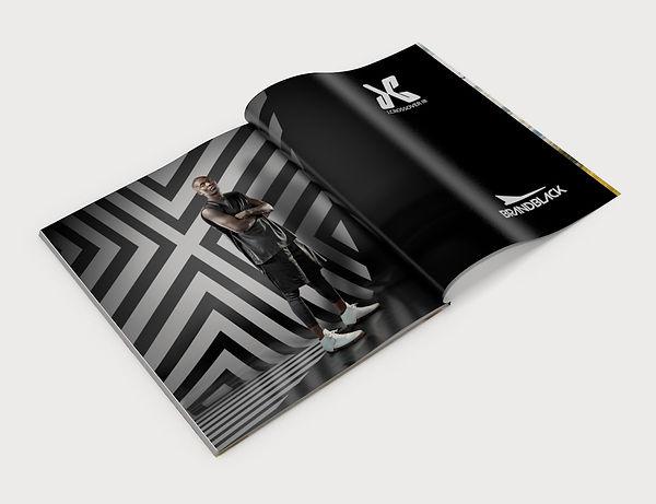 Jamal Crawford Brand Black J-Crossover 3
