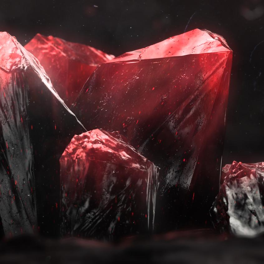 Crystals Dark SF 01