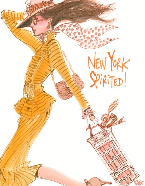 New York Spirited