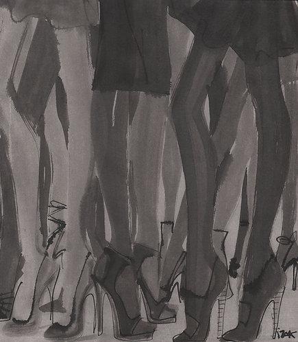 Gray Legs
