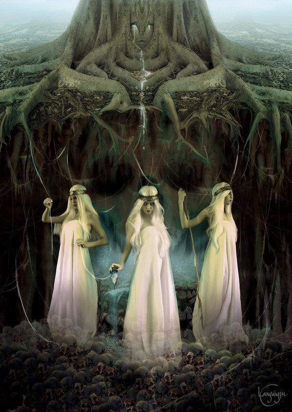3 goddesses