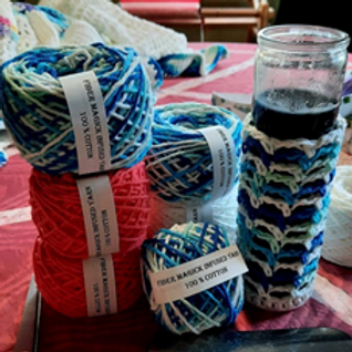 Fiber Magick Infused Yarn