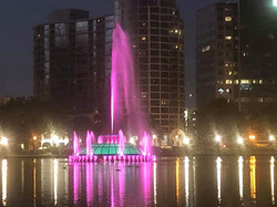 Making Strides Fountain