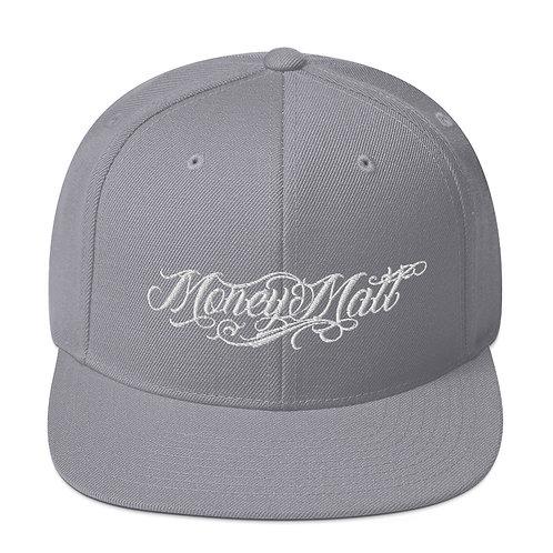 Money Matt Snapback Hat