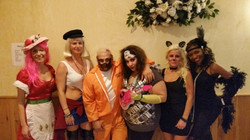 Year End Banquet and Halloween Party