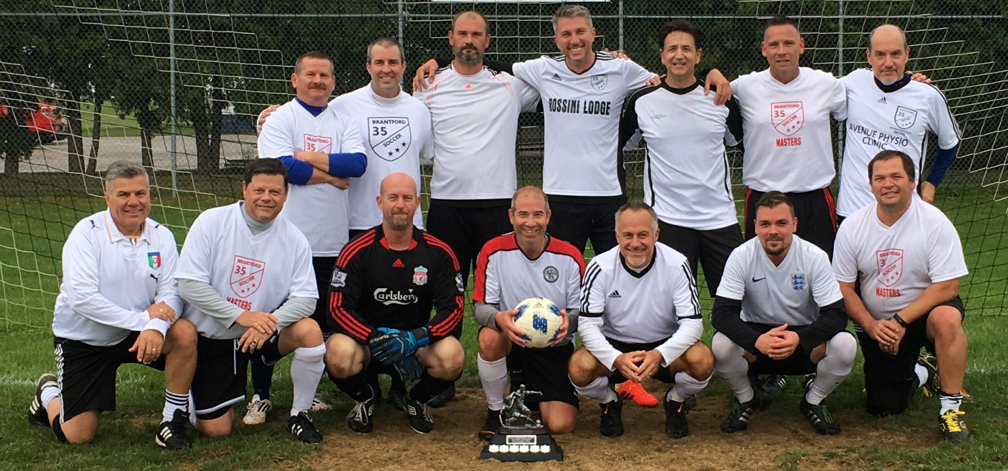 Convenor's Cup Champs