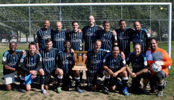 Clive Lee Memorial Cup Champs