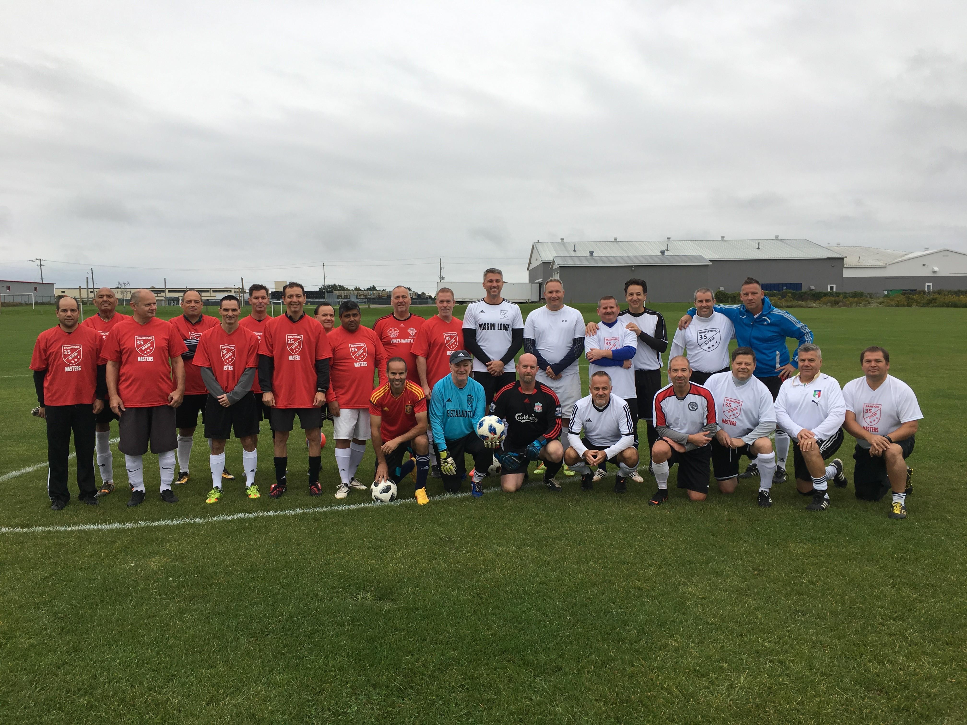2018 Convenor's Cup