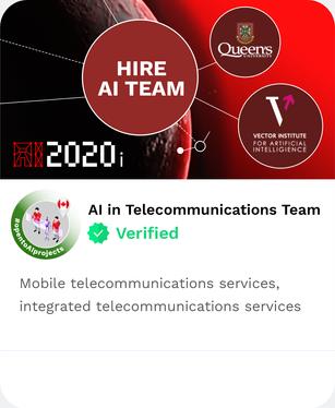DAIMLAS AI in Telecommunications Team Mo