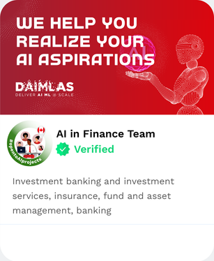 DAIMLAS AI in Finance Team Investment ba