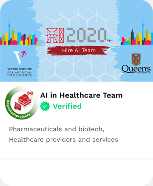 DAIMLAS AI in Healthcare Team Pharmaceut