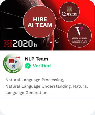 DAIMLAS NLP Team Natural Language Proces