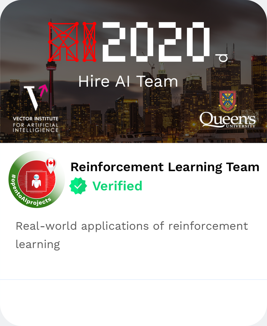 DAIMLAS Reinforcement Learning Team Real
