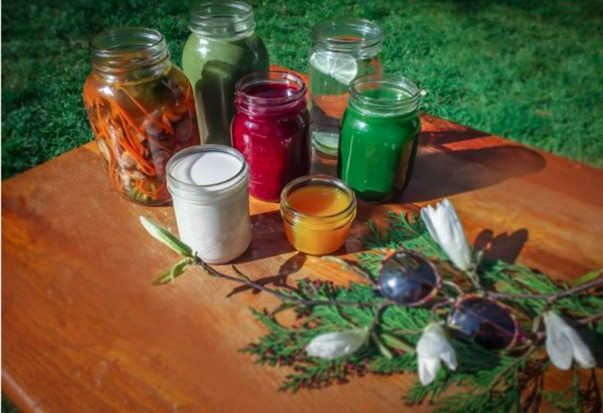 SPRING DETOX ASANA & 7 DELICIOUS TAKE HOME MEALS