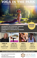 YOGA IN THE PARK - SUMMER SERIES
