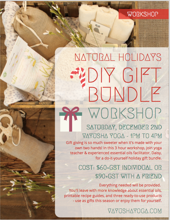 DIY Gift Bundle Workshop