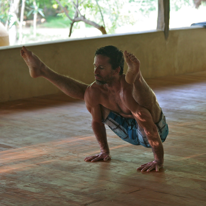 ASHTANGA YOGA: PAST, PRESENT & FUTURE