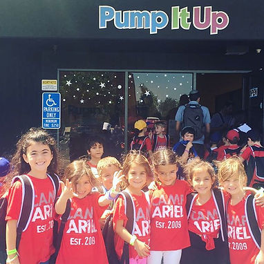 Gurim bounced around at Pump It Up for W