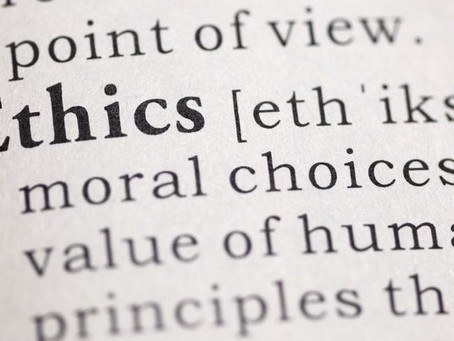 The importance of ethics for medical experts