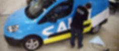 Harald helfolierer bil til Salming