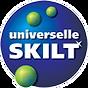 Universelle skilt logo