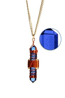 Blue Siberian Quartz to Wear - Copper
