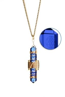 Blue Siberian Quartz to Wear - Gold