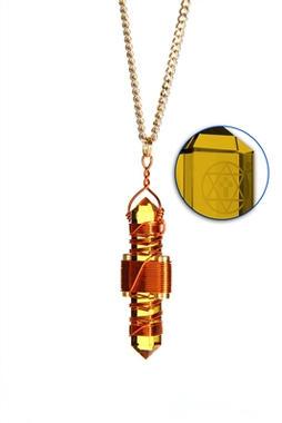 Gold Siberian Quartz to Wear - Copper