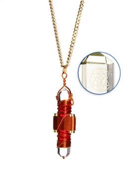 Red Quartz to Wear - Copper
