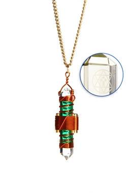 Green Quartz to Wear - Copper
