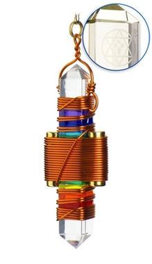 Rainbow Quartz - Copper