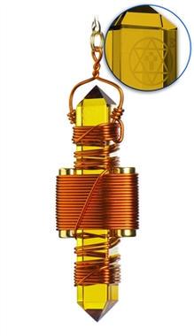 Gold Siberian Quartz - Copper