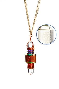 Rainbow Quartz to Wear - Copper