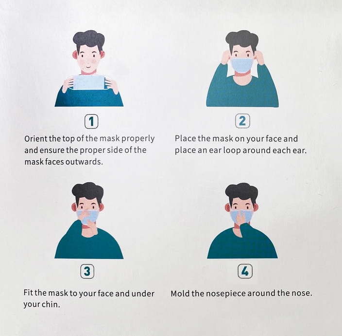 How To Use Mask