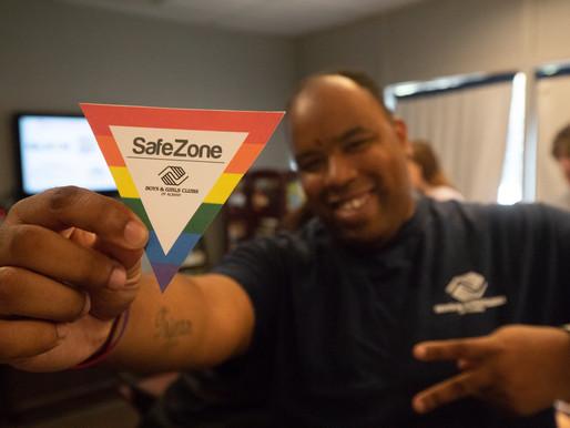 LGBTQ+ Safe Zone