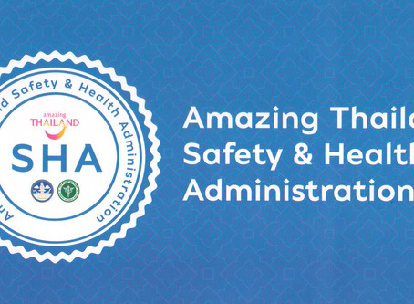 SHA (Amazing Thailand Safety & Health Administration)